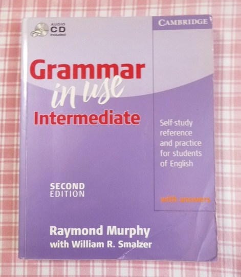 Grammar in use Intermediate CAMBRIDGE.JPG